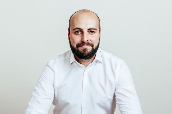 Ing. Adam Hrazdíra, M.A.